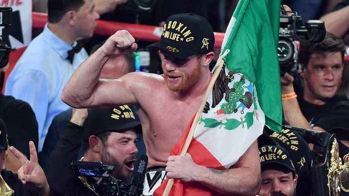 Canelo Alvarez Weighs in On Wilder-Fury, GGG and Rocky Fielding