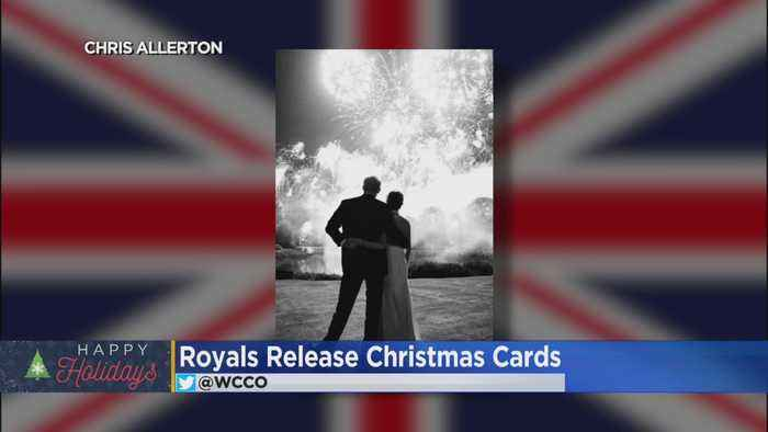 Britain's Royals Release 2018 Christmas Cards