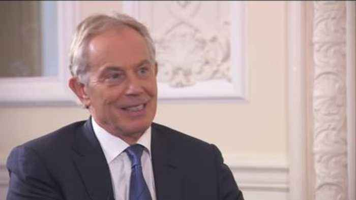 Tony Blair on May, Brexit and second referendum
