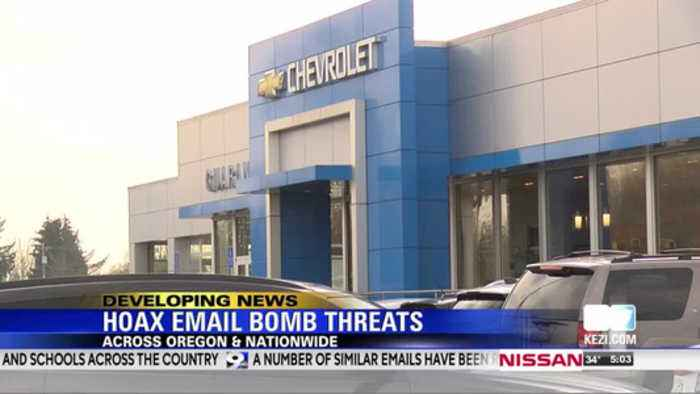 Bomb threats across the coutry