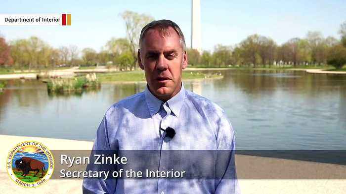 Trump Announces Interior Secretary Ryan Zinke's Departure