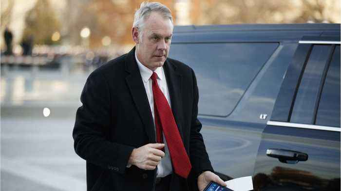 Trump's Interior Secretary Zinke to Step Down Amid Ethics Probes