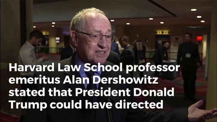 Harvard Law Prof Emeritus Trump Could've Paid $1 Billion In Hush Money And It Wouldn't Be Illegal