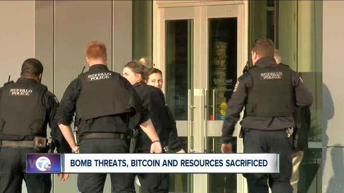 Police stretched thin responding to multiple bomb threats