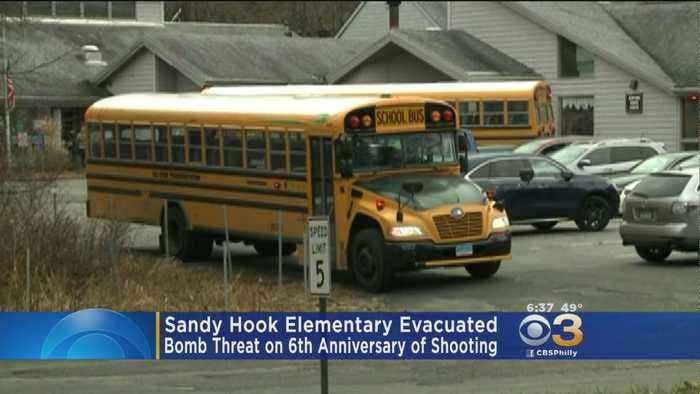 Sandy Hook Elementary School Dismissed Early After Bomb Threat On 6-Year Anniversary Of Mass Shooting