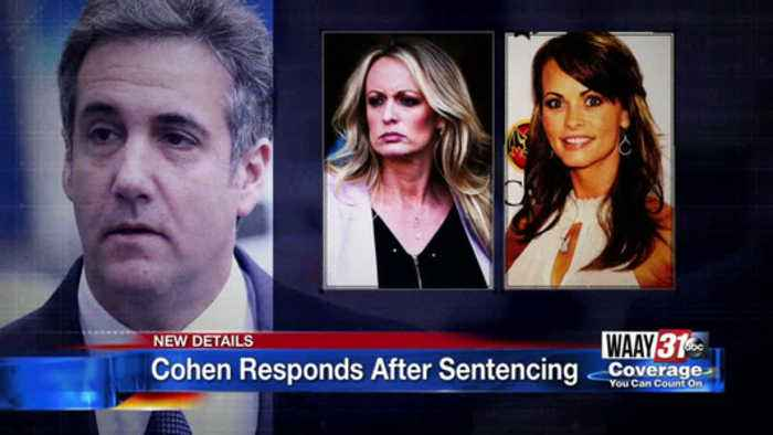 Cohen Speaks Out
