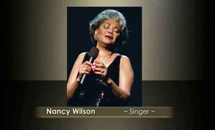 Passage: Nancy Wilson