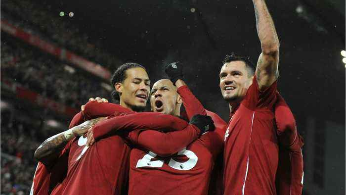 Liverpool Beats Manchester United 3-1