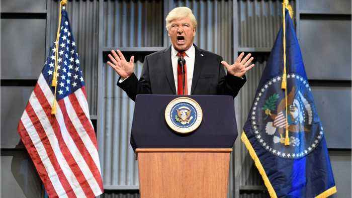 President Trump Tweets 'Saturday Night Live's Portrayal Of Him