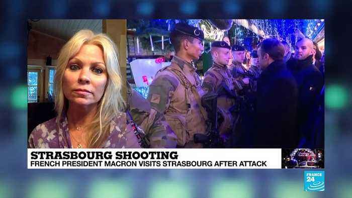 Starsbourg Christmas Market attack - TRAC's Veryan Khan analyses the profile of the perpetrator