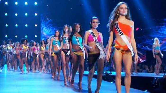 Why the Miss Universe Pageant Was Full of Unintentional Drama