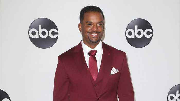 Alfonso Ribeiro Takes On Fortnite For Stealing His Carlton Dance