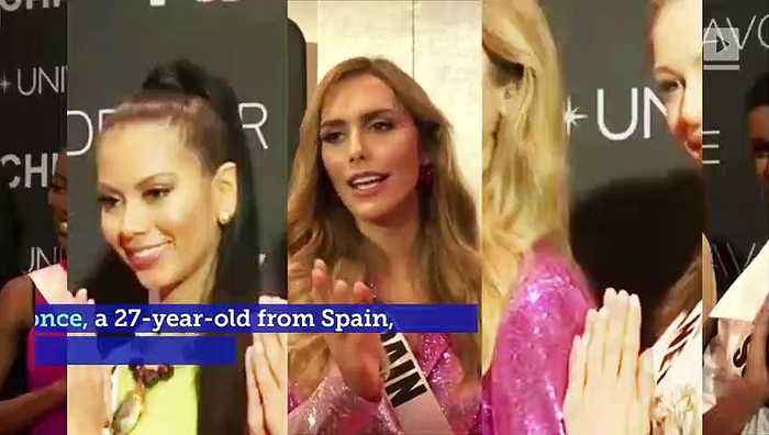 Miss Spain Is the First-Ever Trans Woman to Compete in Miss Universe