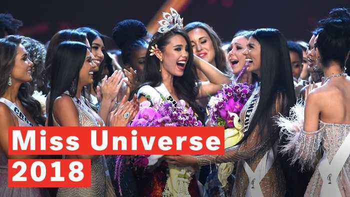 Miss Universe 2018 Winner: Philippines's Catriona Gray Wins Crown