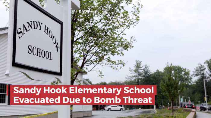 Sandy Hook Is Now Subjected To A Bomb Threat