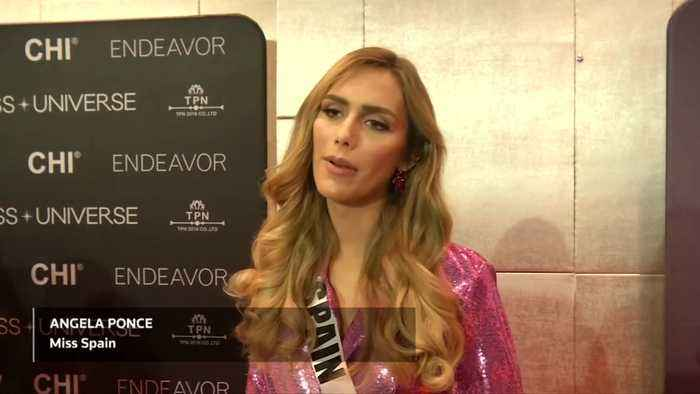 Miss Universe includes first transgender contestant