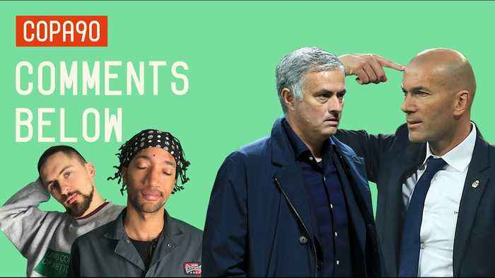Should Zidane Replace Mourinho At Manchester United? | Comments Below
