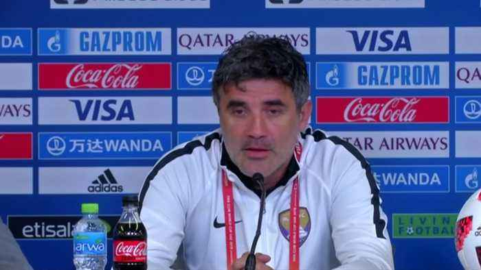 Al Ain looking to 'write history' against River Plate, says coach