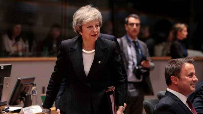 PM Theresa May Reschedules Vote on Brexit Deal