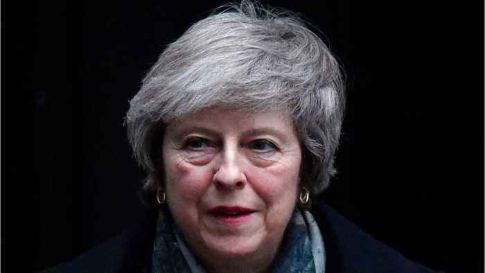 British Prime Minister Theresa May Schedules Brexit Vote