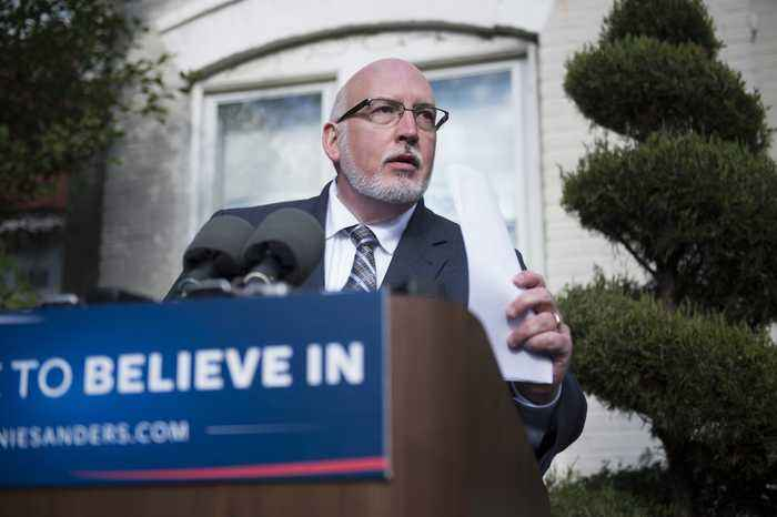 Bernie Sanders' Former Campaign Manager Says 2016 Lessons Would Inform 2020 Run