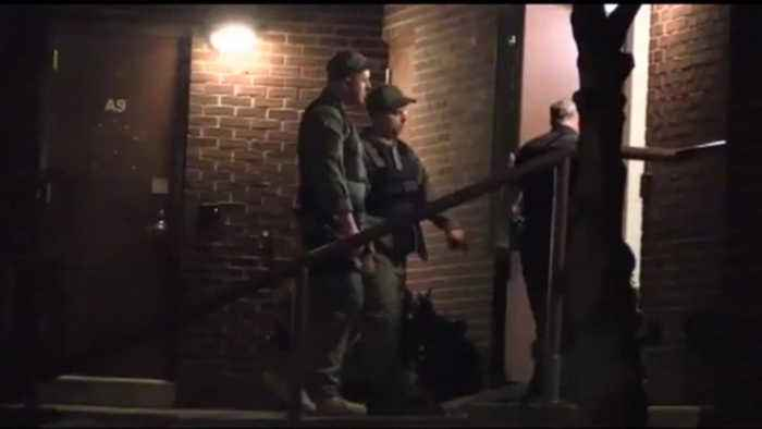 VIDEO FBI charges Alaska man in connection to bomb threats at Lafayette College