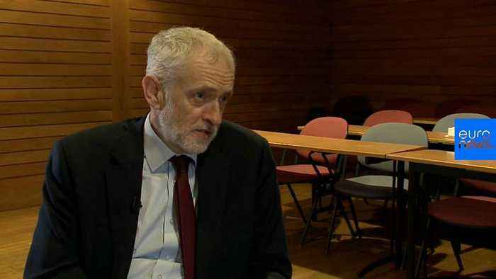 Watch: What is Jeremy Corbyn's view on Brexit?