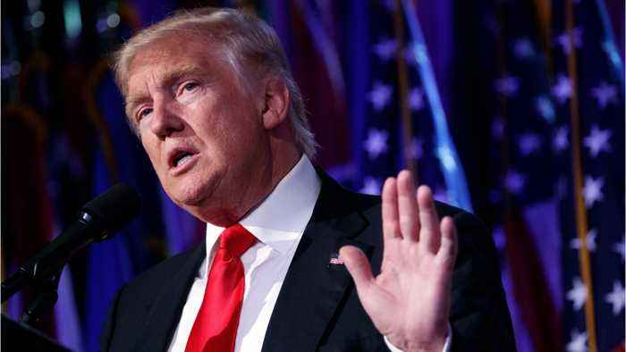 Trump's Charitable Foundation To Dissolve Amid Claims Of Financial Misconduct