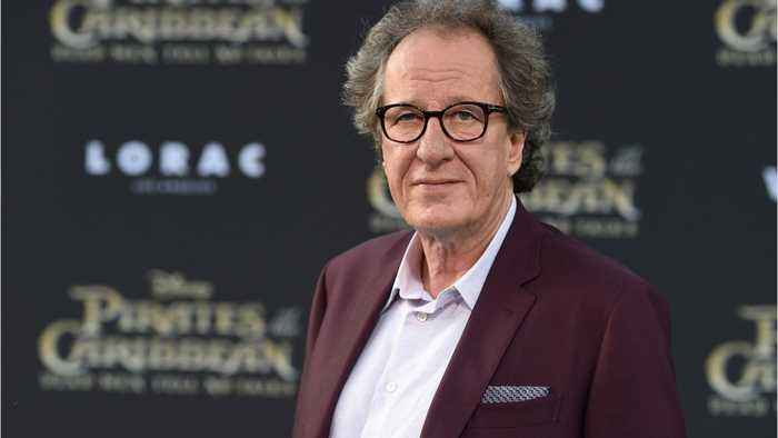 Actor Geoffrey Rush Denies Claims Of Misconduct On Set
