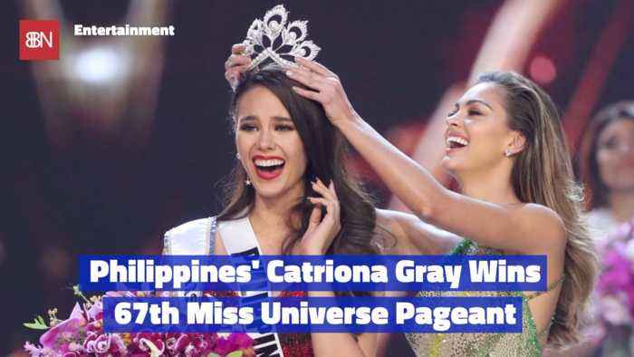 And The Winner Of Miss Universe Is...