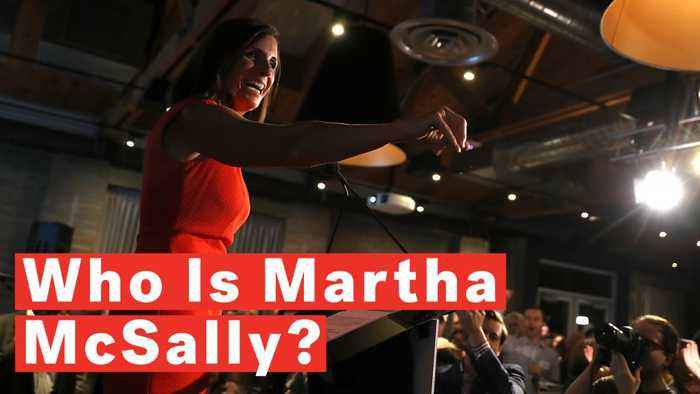 Martha McSally Appointed To Senate After Losing Senate Election