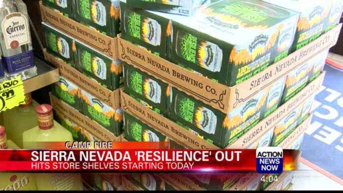 Sierra Nevada 'Resilience' Out now
