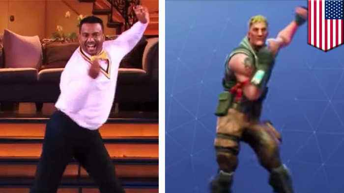 Fortnite is facing lawsuitsover emote dances