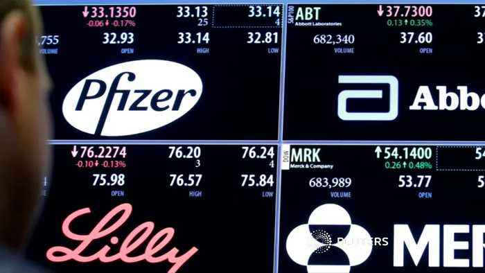 GSK, Pfizer create consumer health giant