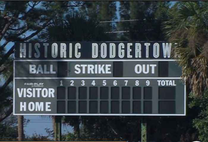 MLB to take over Dodgertown