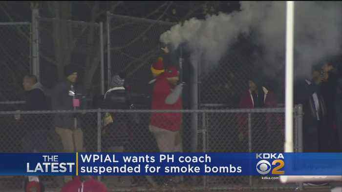 Penn Hills Football Head Coach Facing Suspension From Incident In WPIAL Championship