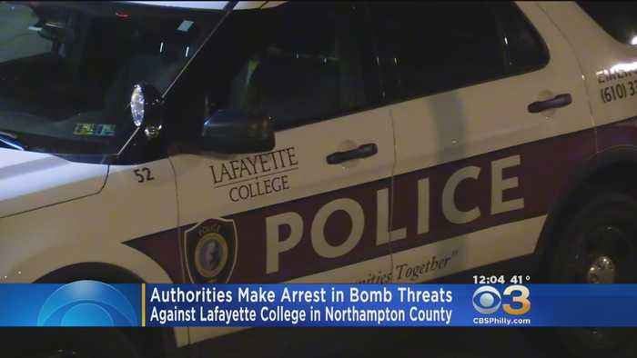 Officials: Alaskan Man Threatened To Bomb Lafayette College After Video Game Dispute