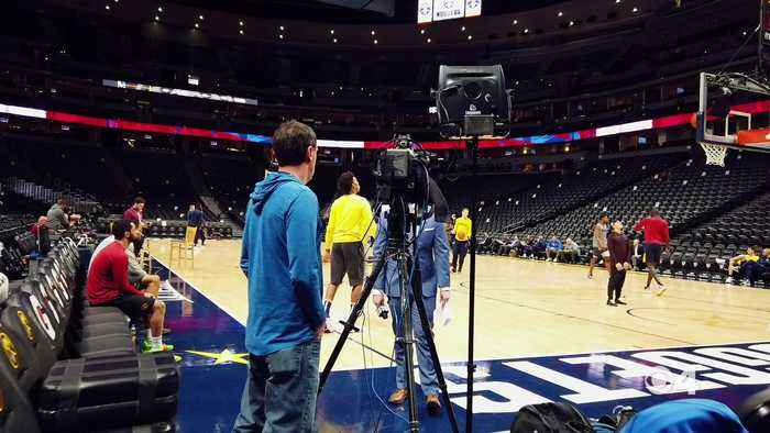Nuggets Game Vlog: 12/18 vs. Dallas Mavericks
