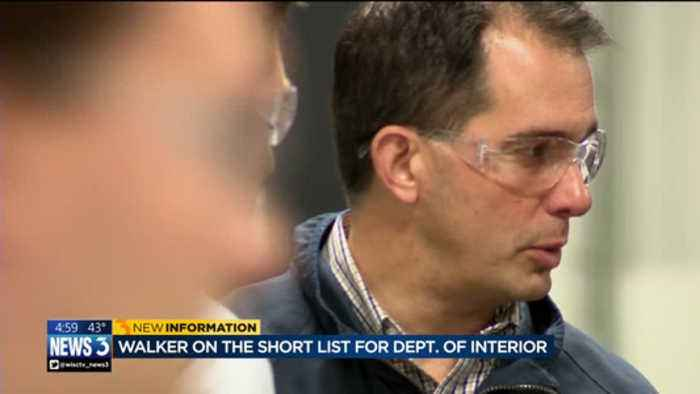 Should Walker be the next Department of Interior chief? Former DNR heads weigh in