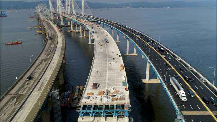 New York's New $4 Billion Bridge Allegedly Plagued By Failing Bolts