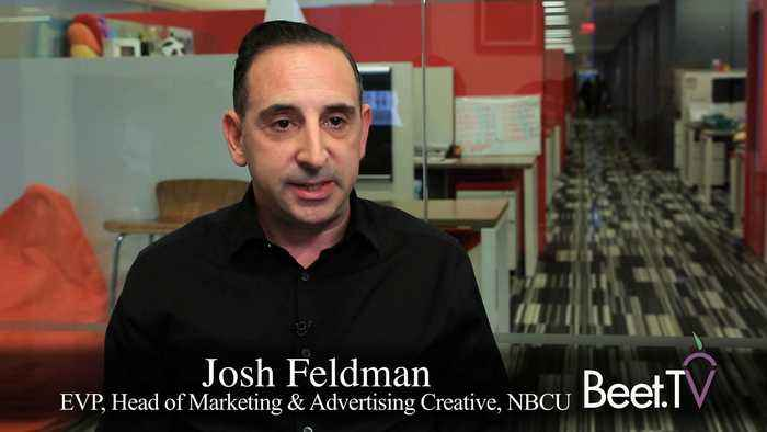 AI Can Give TV Ads Super Context: NBCU's Feldman
