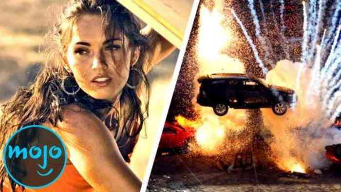 Top 10 Signs You're Watching a Michael Bay Movie