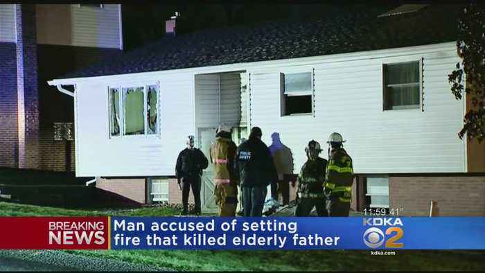 Son Charged With Starting Hempfield Twp. Fire That Killed 92-Year-Old Father