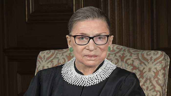 Justice Ruth Bader Ginsburg Underwent Surgery For Cancerous Growth Removal from Lung