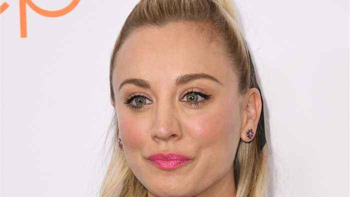 Kaley Cuoco Speaks Out After Comments About Her Body