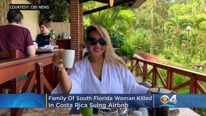 Family Of South Florida Woman Killed In Costa Rica Suing Airbnb