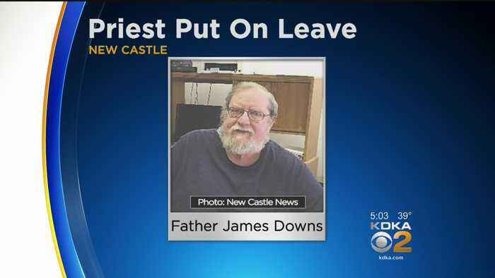 Lawrence Co. Priest Accused Of Sexual Abuse, Placed On Leave
