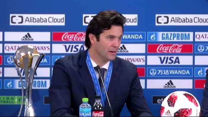Solari credits players with record third consecutive world title