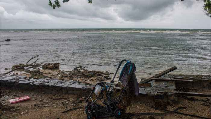 Death Toll From Tsunami In Indonesia Reaches 222