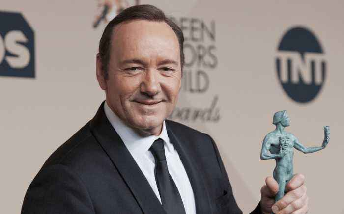 Kevin Spacey Shares Bizarre Video Amid Shocking New Assault Charges